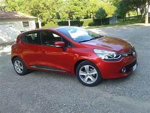 Clio Rouge : clio 4 dci 90 dynamique rouge djfoufy ~ Gottalentnigeria.com Avis de Voitures