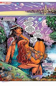 Exploring The Time Lab: Starfires' New 52 History