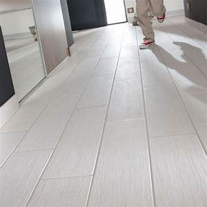carrelage sol organic wood effect 15 x 50 cm castorama With carrelage sols