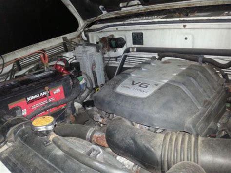 Sell Used 2000 Isuzu Trooper S Sport Utility 4-door 3.5l