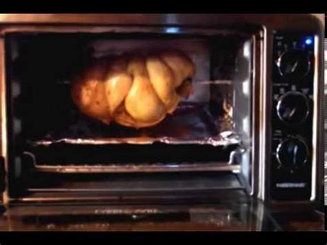 Rotisserie Chicken In Toaster Oven by Faberware Toaster Oven Rotisserie Chicken