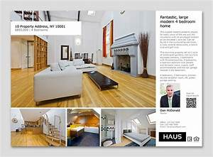 20 best feature sheet design images on pinterest for Real estate feature sheet template free