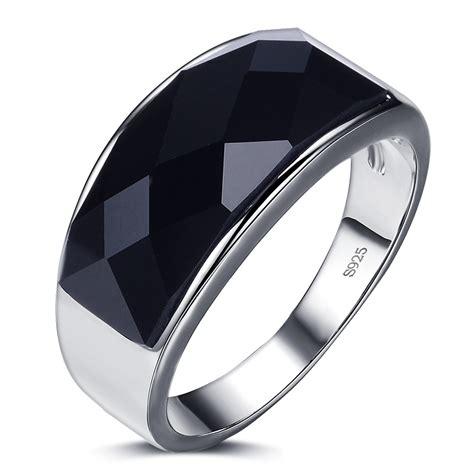 aliexpress buy 2015 new arrival mens ring fashion 2016 new arrival hot sell fashion black agate gem