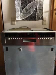 Geschirrspulmaschine neff baugleich bosch siemens in st for Geschirrspülmaschine neff