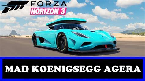 Crazy Koenigsegg Agera Customisations