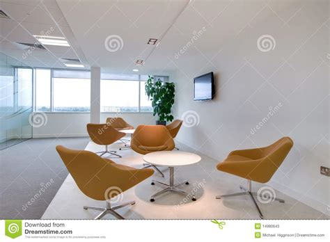 Gray Wood Floor by Modern Reception Area Stock Photos Image 14980643