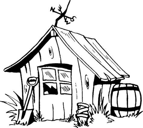 comment dessiner une cabane dessin cabane en bois myqto