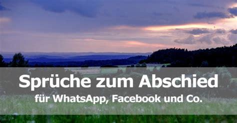spr 252 che zum abschied f 252 r whatsapp co