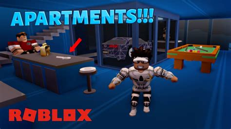 roblox jailbreak apartments  update  rent