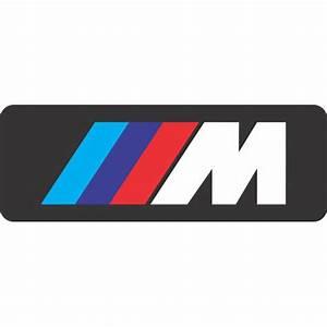 Bmw M Logo : bmw m logo iron on sticker bmw m ~ Dallasstarsshop.com Idées de Décoration