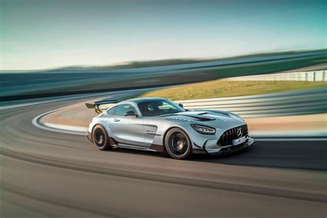 Explore vehicle features, design, information, and more ahead of the release. 2021 Mercedes-AMG GT Black Series Exterior Photos | CarBuzz