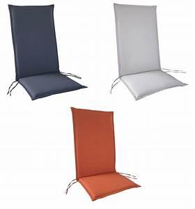 hochlehner gartenstuhl auflagen 116x46x4cm reissverschluss With französischer balkon mit polster garten