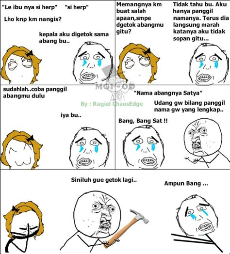 Meme Comics Indonesia - meme comic indonesia faldy aprianto azis