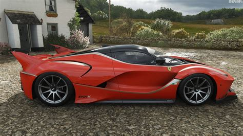 Also good to see it has the new fitment options so i can get those tires nice. Forza Horizon 4 - 2014 Ferrari FXX K - Car Show Speed Jump Crash Test . 1440p 60fps. - YouTube