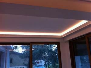 Corniche Plafond Platre : galerie photos des plafonds en pl tre staff de staff deco ~ Edinachiropracticcenter.com Idées de Décoration