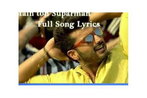 tune chhuaa toh main mp3 download