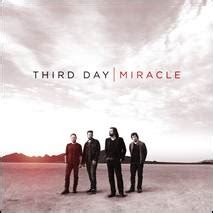Miracle - the new album from Third Day