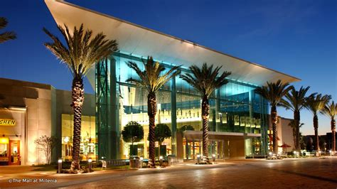Mall At Millenia  Luxury Shopping Mall In Orlando, Florida