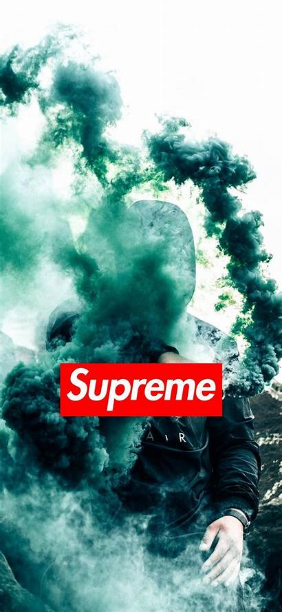 Supreme Iphone Wallpapers 4k Cool Background Backgrounds