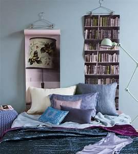 Coole Poster Fürs Zimmer : 1001 coole ideen f r bettkopfteile ~ Bigdaddyawards.com Haus und Dekorationen