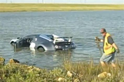 Bugatti Veyron Crash An Insurance Job?