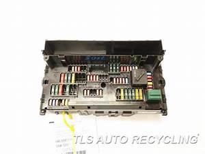 2015 Bmw X3 Fuse Box - 61149315150 - Used
