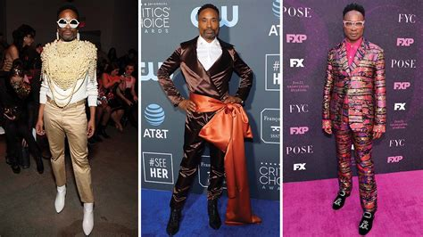 Pose Star Billy Porter What Wearing The