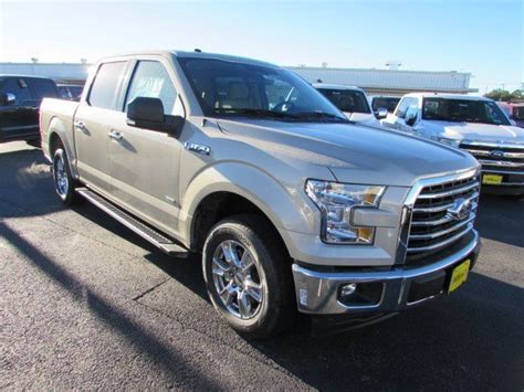 2017 Ford F150 Equipment Group 302a