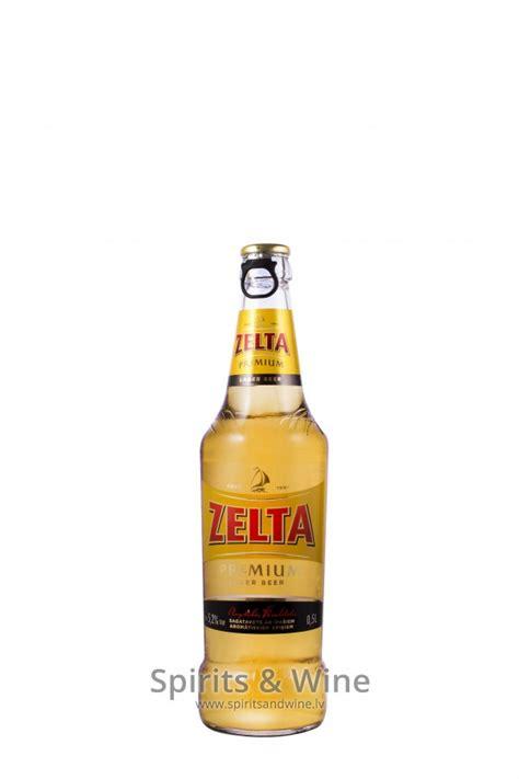 Aldaris Zelta - Beer - Spirits & Wine