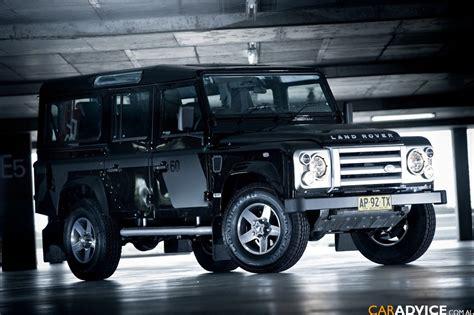 Land Rover Car : 2008 Land Rover Defender Svx Review