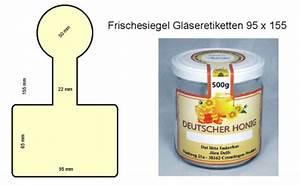 Etiketten Für Gläser : etiketten service frischesiegel gl seretiketten 95x155 ~ One.caynefoto.club Haus und Dekorationen