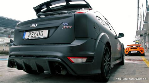 ford focus rs review price exterior interior