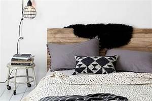 Tete De Lit Castorama : tete de lit matelass e fait maison id e ~ Dailycaller-alerts.com Idées de Décoration