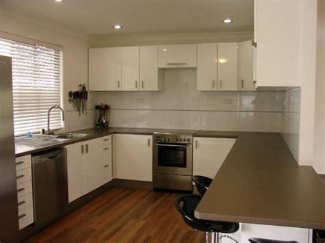 U Shaped Kitchen Layout For Small Kitchens