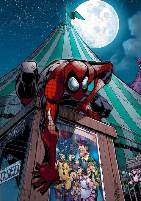 marvel adventures superior spider man spider man
