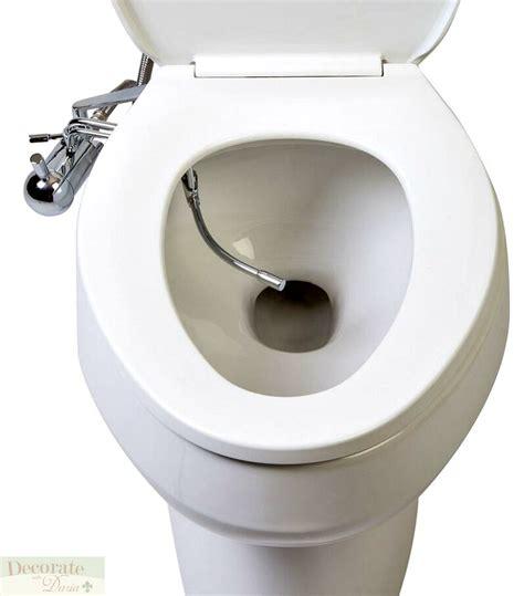 Add Bidet To Toilet by Gobidet Bidet Attachment Chrome Universal Ez Install Non
