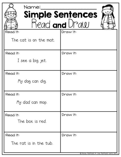 But i'm also including short vowel words with beginning blends and hi tiffany! Simple Sentences for BEGINNING readers that include sight ...