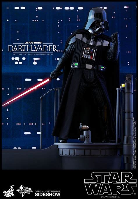 star wars episode  darth vader  scale