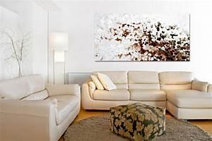 Gemälde Für Wohnzimmer : wanddeko ideen wohnzimmer ~ Markanthonyermac.com Haus und Dekorationen