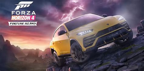 forza horizon 4 release date forza horizon 4 expansion fortune island announced for