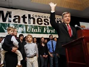 Utah's Democratic Congressman Faces A GOP Anomaly   KUNC