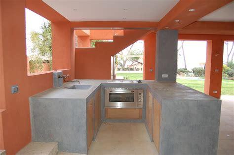 cuisine beton cire bois beton cire faktoficio