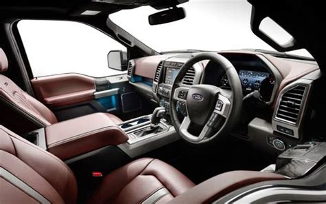ford f150 interior 2019 ford f 150 diesel engine specs and release date