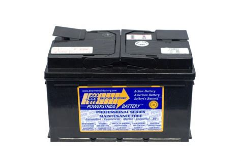 Volvo S80 Battery by Volvo Batteries