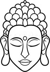How to Draw Buddha Easy