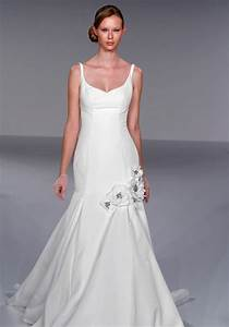 Priscilla of boston jewel structured trumpet gown nearly for Boston wedding dresses