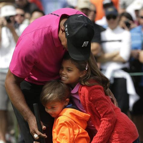Tiger Woods' children would rather be Lionel Messi than ...