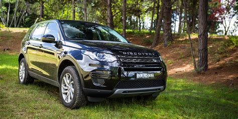 2017 land rover discovery sport td4 150 se review photos