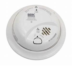 Smoke  Co Alarm  Brk  Hardwire With Battery Backup Sc9120a