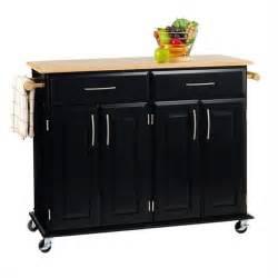 kitchen islands ebay home styles furniture black kitchen cart ebay